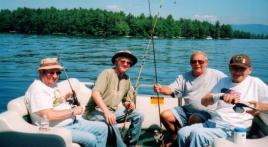 Fishing With Veterans In New Hampshire