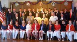 Newport Harbor Post 291 Installation of Officers