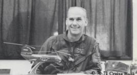 My uncle: Col. Henry W. Steadman, USMC