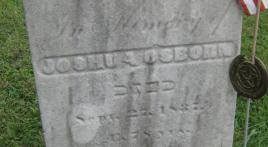 Osborn family legacy stems from Revolutionary era