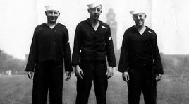 Three brothers from Midwest serve aboard same ship off East Coast