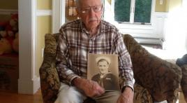 World War II veteran to celebrate 70th anniversary of rescue