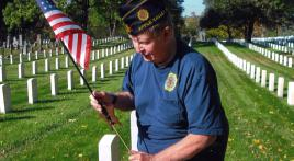 Surprising historical find offers Legionnaire link to great-grandfather who served in Civil War