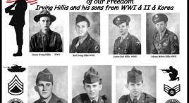 James Irving Hillis and sons