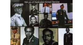 One generation of brothers serves over 150 years in military