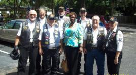 Riders Chapter 284 Belleview Fl Escotes Aux President
