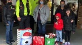 Legion Riders of Dover (Tenn.) Chapter 72 deliver Christmas presents for local Veterans Angel Tree program