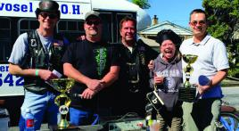 American Legion Riders of Post 998 host All Veteran Chili Cook-Off Championship