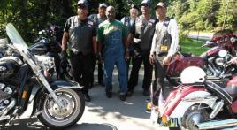 American Legion Post 262 Legion Riders 4th of July