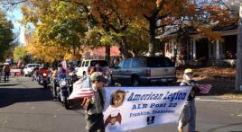 Veterans Day Parade in Tennessee