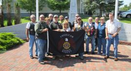 Norfolk, N.Y., American Legion Riders