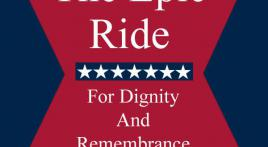 Epic Ride for Dignity and Remembrance