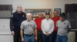 Vietnam Veterans Honored