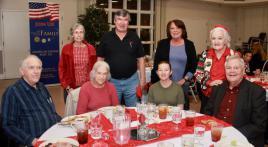 2017 Christmas Dinner, Post 176