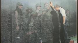 Vietnam veterans tribute in Ohio