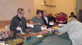 Legion post rallies to provide Christmas dinner to Merchant Marine crew