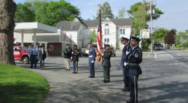 War Memorial Post 30 (Camden, Maine) Memorial Day