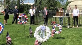 Seneca Falls, N.Y., celebrates Memorial Day