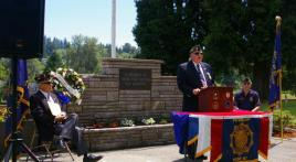 Puyallup (Wash.) Post 67 commemorates fallen on Memorial Day 2021