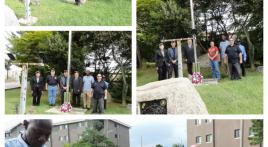 Post 38 annual POW/MIA ceremony at Camp Red Cloud, Korea