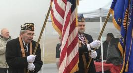 Wreaths Across America @ Paoli Battlefield