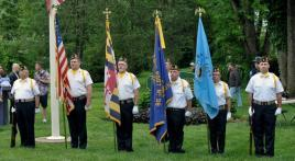 Harford Post 39 & Town of Bel Air, MD hold 34th Annual Memorial Day Ceremony