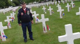 Memorial Day 2014 at American Cemetery, Margraten, Holland