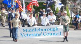 Women veterans featured in Memorial Day parade