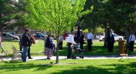 Memorial Park, Townsend, Mont.