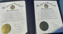 Maryland governor issues proclamation that March 30 is Welcome Home Vietnam Veterans Day