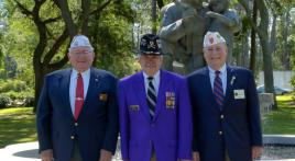 Fairhope, Ala., honors its veterans