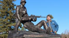 Montana community creates monument honoring veterans