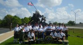 Southwest Florida group honors Iwo Jima anniversary, veterans