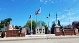 All Veterans Memorial, New Vienna, Iowa