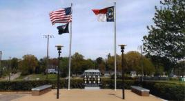 Legion rallies community around new veterans memorial in Oxford, N.C.