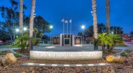 National City (Calif.) War Memorial and Veterans Wall of Honor