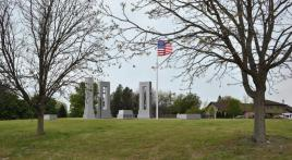 Walla Walla County World War II Monument dedicated
