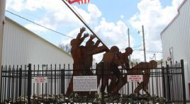 Iowa Post 389 thinks up unique projects to promote patriotism