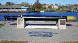 Monument to honor submarine service veterans, local history in New Jersey