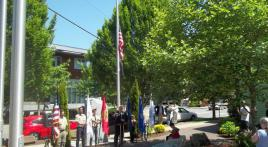 American Legion Post 79, Snoqualmie, Wash., honors veterans on Memorial Day