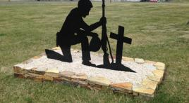 One town's controversy over monument ends with increased honors for veterans