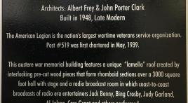 Palm Springs American Legion Post 519 dedicates new historic plaque