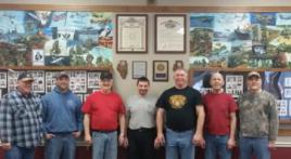 Veteran's Memorial comes to life at Post 479