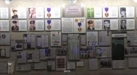 Palm Springs Fallen Heroes Memorial Wall