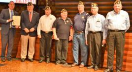 Frisco City Council proclaims March 29 Vietnam War Veterans Day