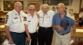 Battle of the Bulge veterans meet
