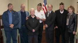 Post donates $10,000 to VA Volunteer Services
