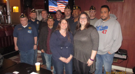 American Legion Extension Institute graduates