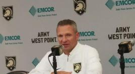 Army Football goes for 11th win Saturday vs. Houston in Armed Forces Bowl