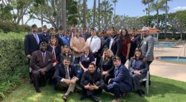 California American Legion College graduates centennial class